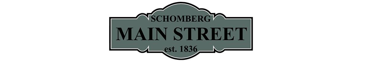Schomberg Main Street Logo